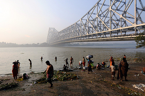 Haunted Places in Kolkata Area Under the Howrah Bridge