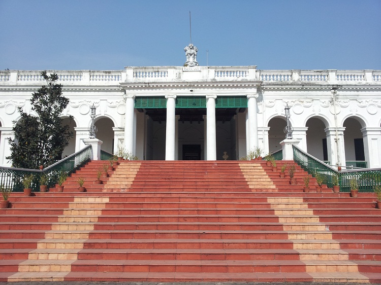Most Haunted Places Kolkata National Library