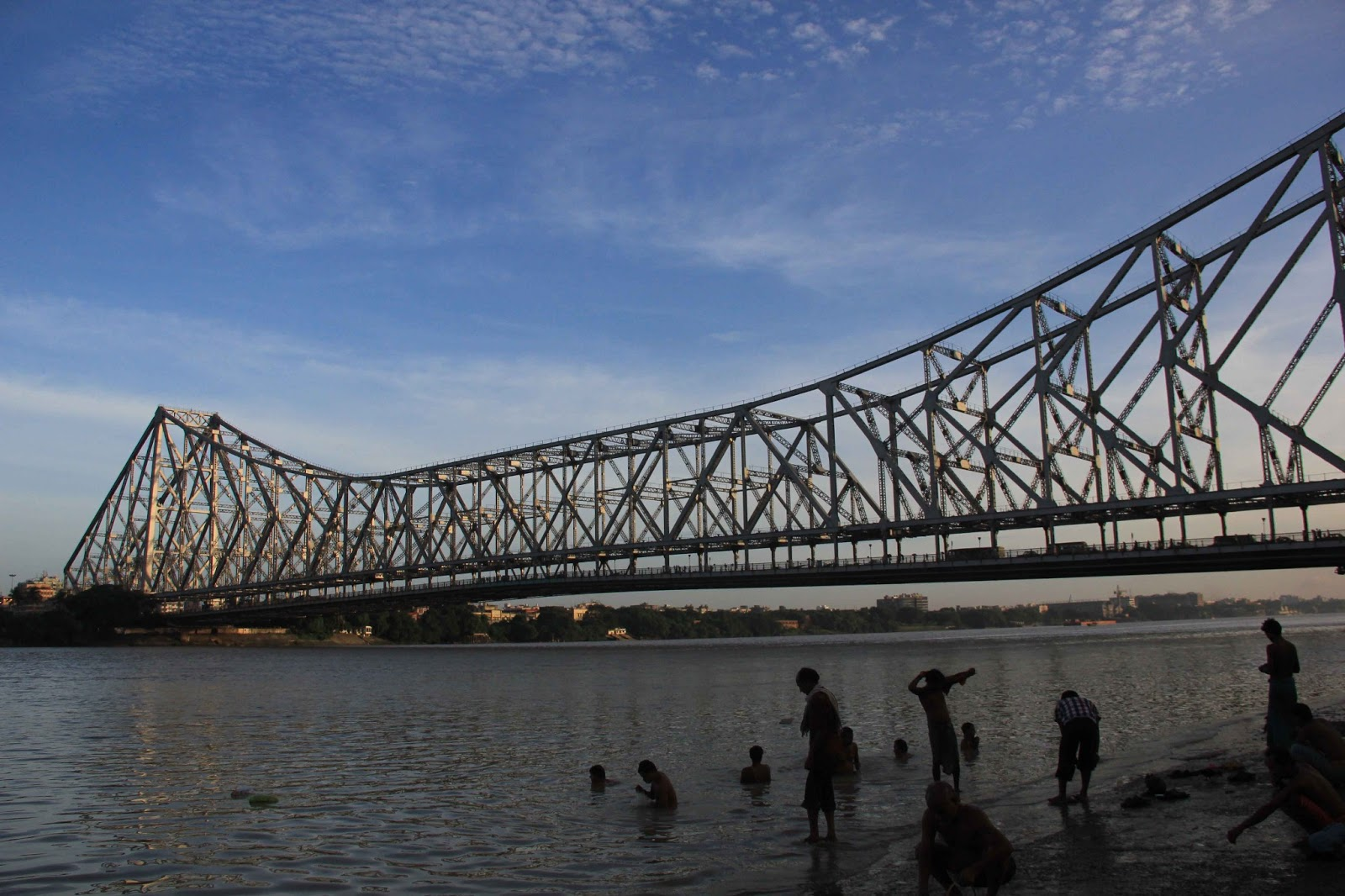 Real Haunted Places in Kolkata Howrah Bridge