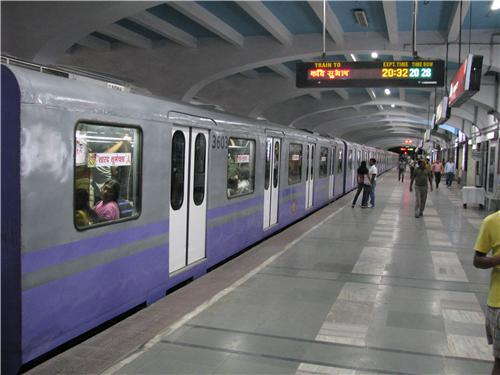 The Most Haunted Places in Kolkata Rabindra Sarovar Metro Station