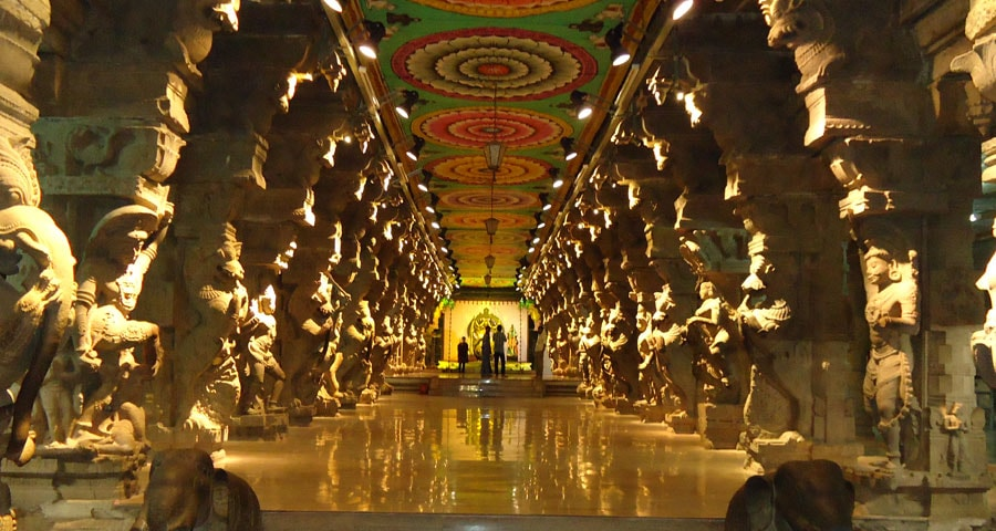 11 Famous Temples in Tamil Nadu Reflecting India's Rich