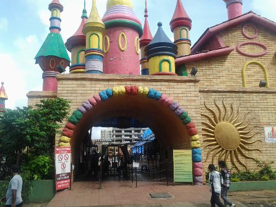 Amusement Park in Mumbai Vardhman Fantasy Park