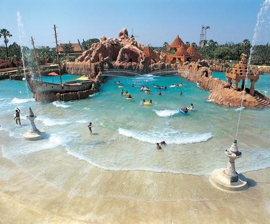 Amusement Park in Mumbai Water Kingdom