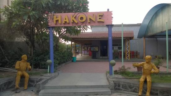 Best Amusement Park in Mumbai Hakone