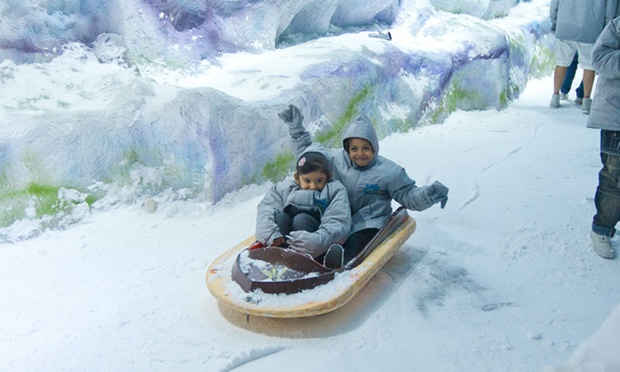 Best Amusement Park in Mumbai Snow World
