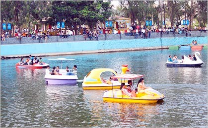Best Amusement Park in Mumbai Vardhman Fantasy Park