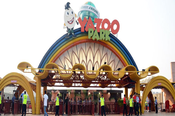 Best Amusement Park in Mumbai Yazoo Park