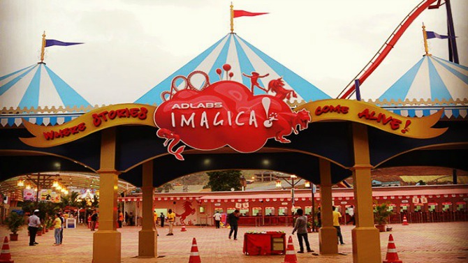 Imagica Amusement Park in Mumbai Adlabs