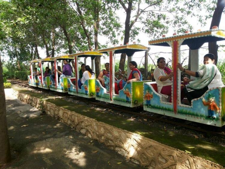 Mumbai Amusement Park Paradise Fun Land