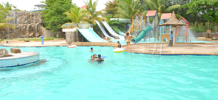 Mumbai Amusement Park Shangrila Water Park