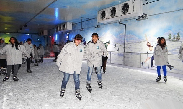 Mumbai Amusement Park Snow World