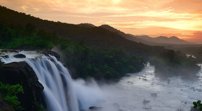 Waterfalls in Kerala