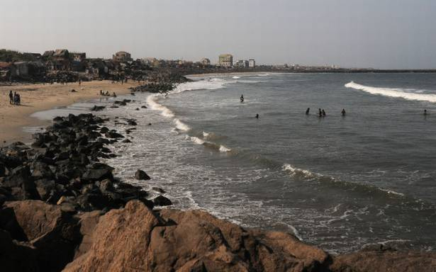 Akkarai Beach of Chennai