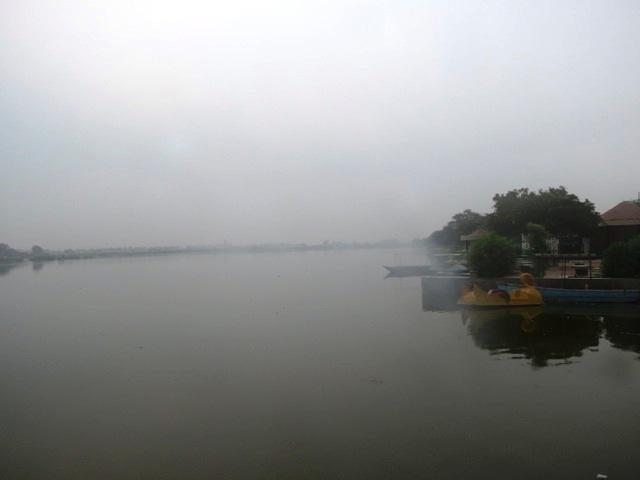 Bhalswa Lake Picnic Spot to Visit in Delhi
