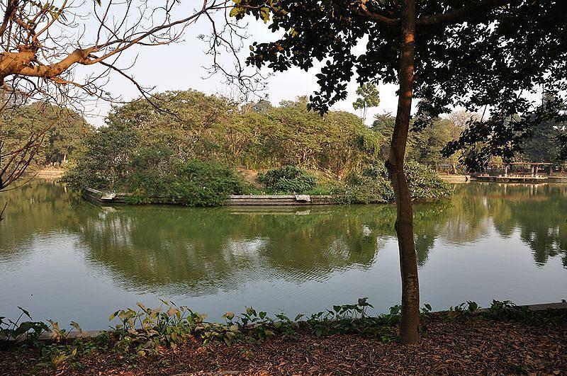 Bhalswa Lake Picnic Spot within Delhi
