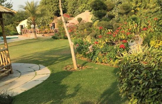 Botanix Nature Resort Picnic Spot near Delhi