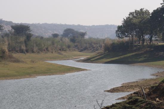 Damdama Lake Picnic Spot near Delhi
