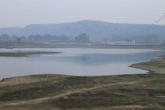 Damdama Lake Picnic Spots near Delhi