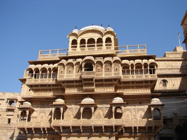 Famous Forts of Rajasthan Jaisalmer