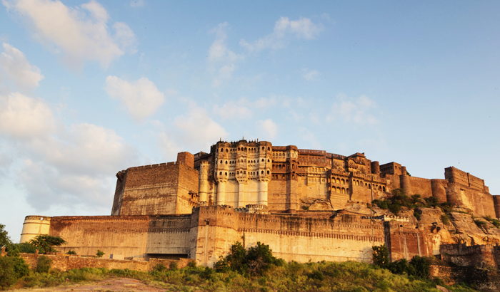 Fort of Rajasthan Mehrangarh