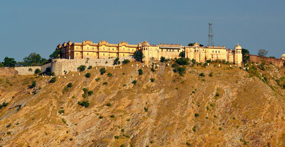 Forts in Jaipur Rajasthan Nahargarh