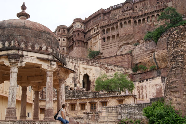 Forts in Rajasthan Mehrangarh