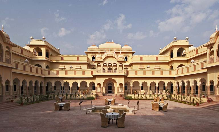 Forts in Rajasthan Nahargarh