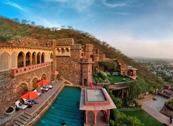 Forts in Rajasthan Neemrana