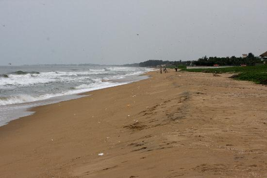 Golden Beach Chennai