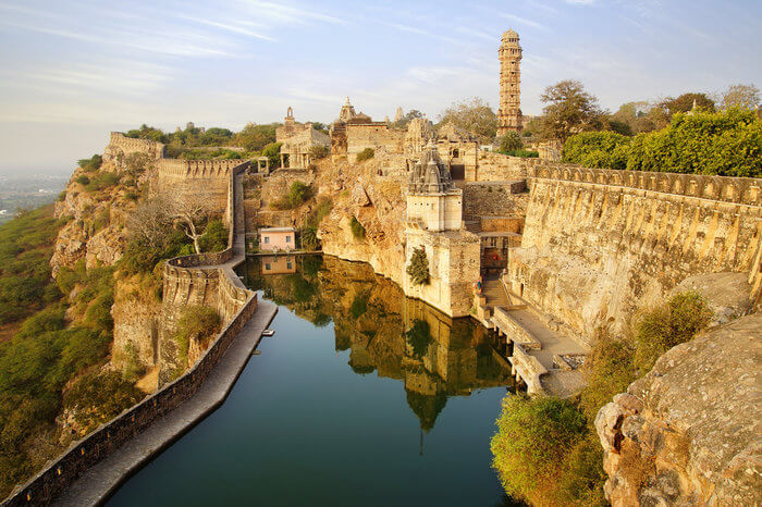 Hill Forts of Rajasthan Chittorgarh
