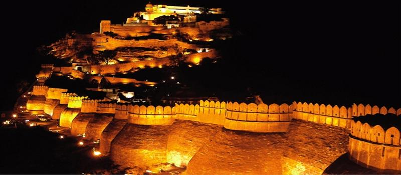 Hill Forts of Rajasthan Kumbhalgarh