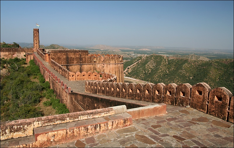 Hill forts of Rajasthan Jaigarh