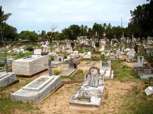 Kalpalli Cemetery Bangalore