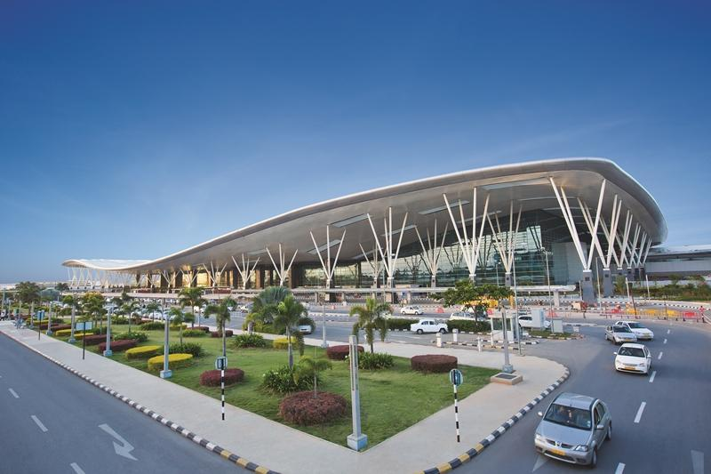 Kempegowda International Airport in Bangalore