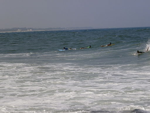 Kovalam Beach in Chennai