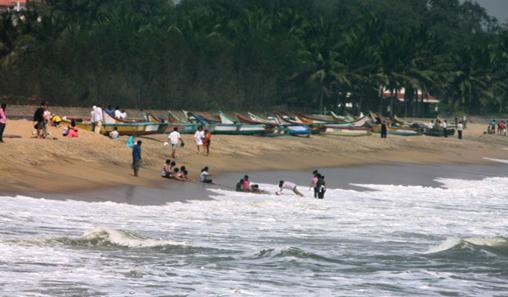Mahabalipuram Beach Chennai