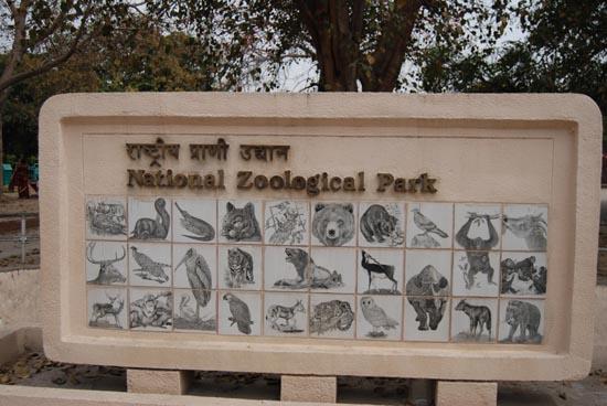 National Zoological Park Picnic Spot in Delhi