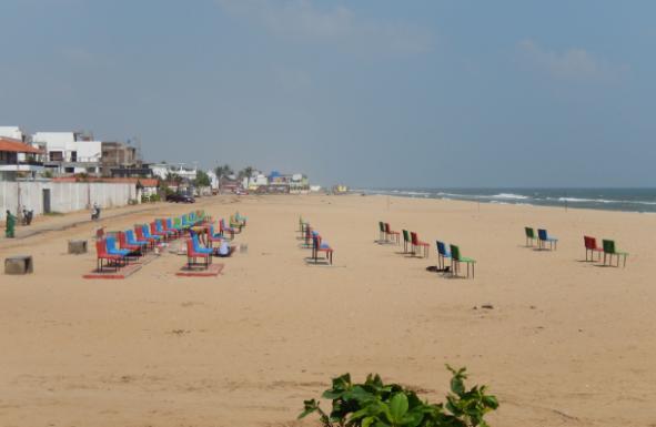 Neelankarai Beach Chennai