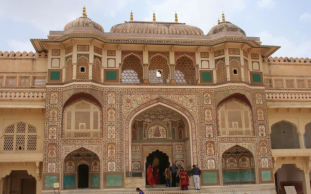 Rajasthan Fort Amber