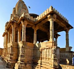 Rajasthan Fort Chittorgarh