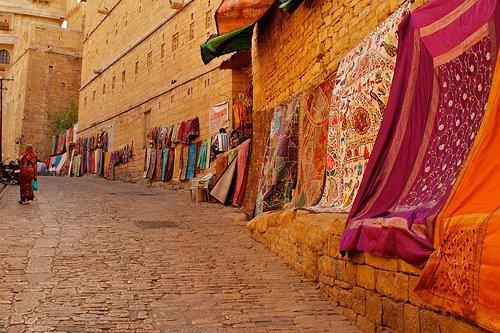 Rajasthan Forts Jaisalmer