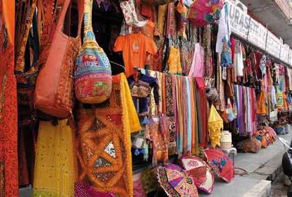 Agra Famous Things Sadar Bazar