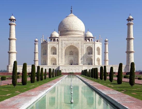 Agra Places to Visit Taj Mahal