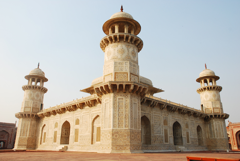 Agra Tourist Places to Visit Itimad-ud-Daulah