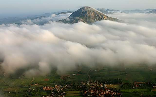 Day Trips from Bangalore Nandi Hills