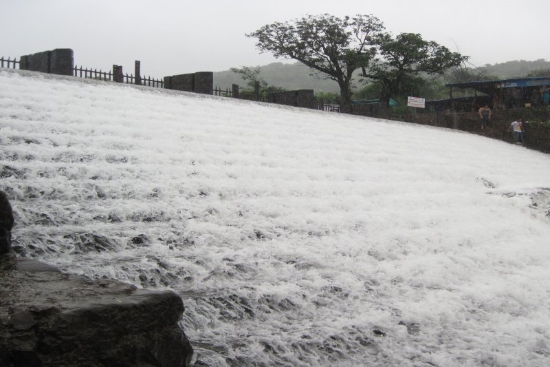 Bushi Dam Lonavala Place to Visit in One Day