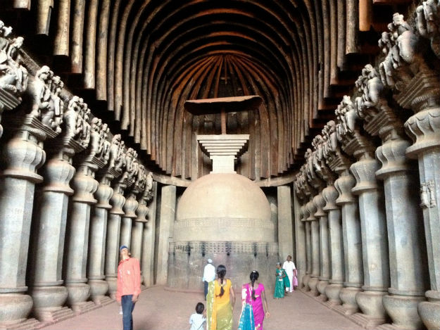 Karla Caves Lonavala One Day Trip Destination