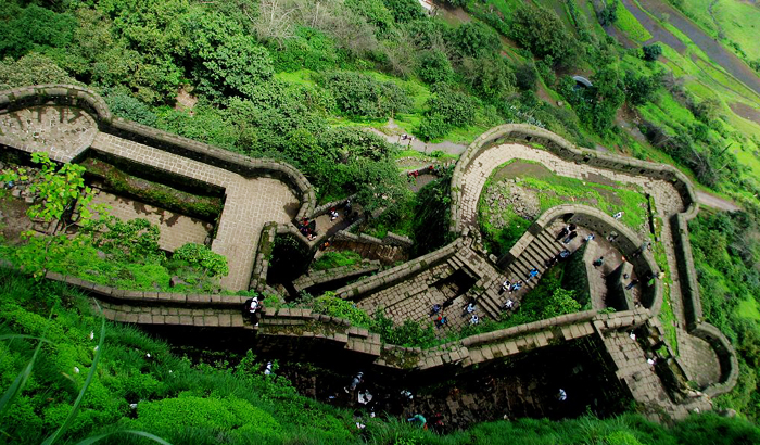Lohagad Fort Lonavala One Day Trip