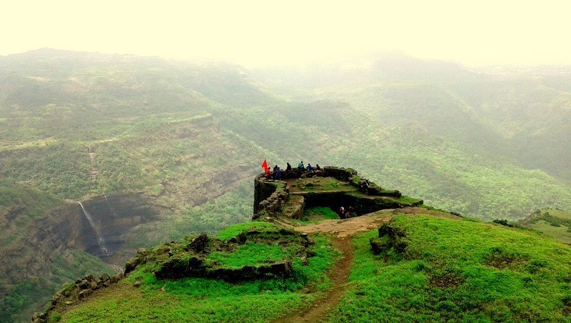 Rajmachi Fort Place to Visit in Lonavala