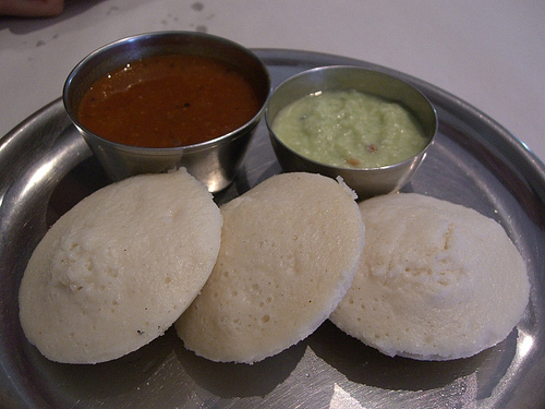 Idli Best Street Food in Chennai